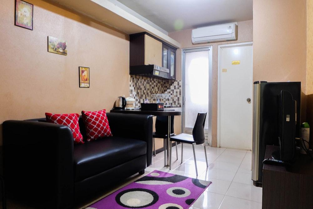Simply 2BR @ Kalibata City Apartment