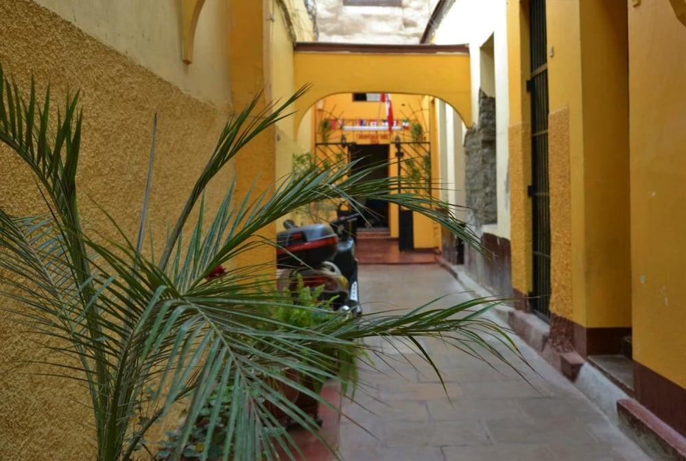 Suspiros del Inka
