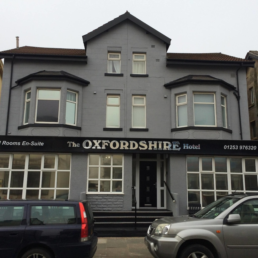 The Oxfordshire Hotel