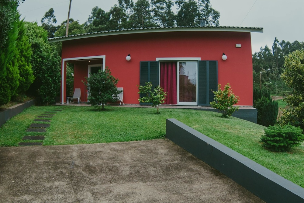 House With 3 Bedrooms in SAO Jorge-santana, With Wonderful Mountain Vi