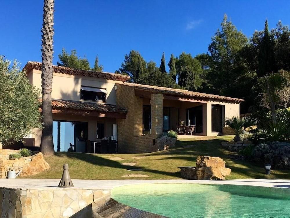 Les Palmiers Propriété D'exception vue Exceptionnelle - Ted Home
