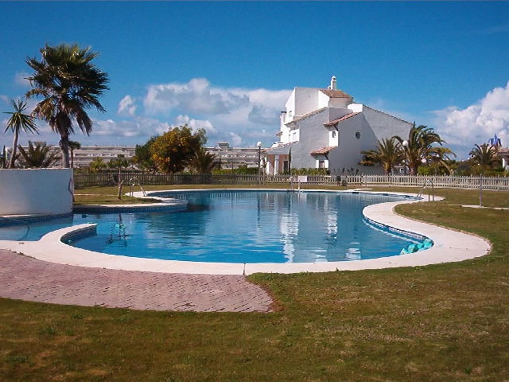 Apartment With 2 Bedrooms in Rota, With Pool Access, Furnished Terrace