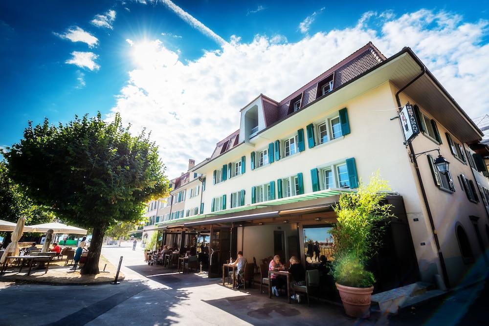 Hotel Au Major Davel