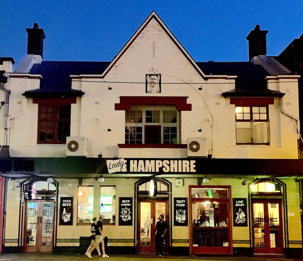 The Lady Hampshire
