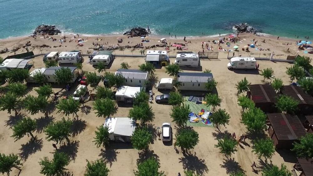 Camping El Pinar Platja