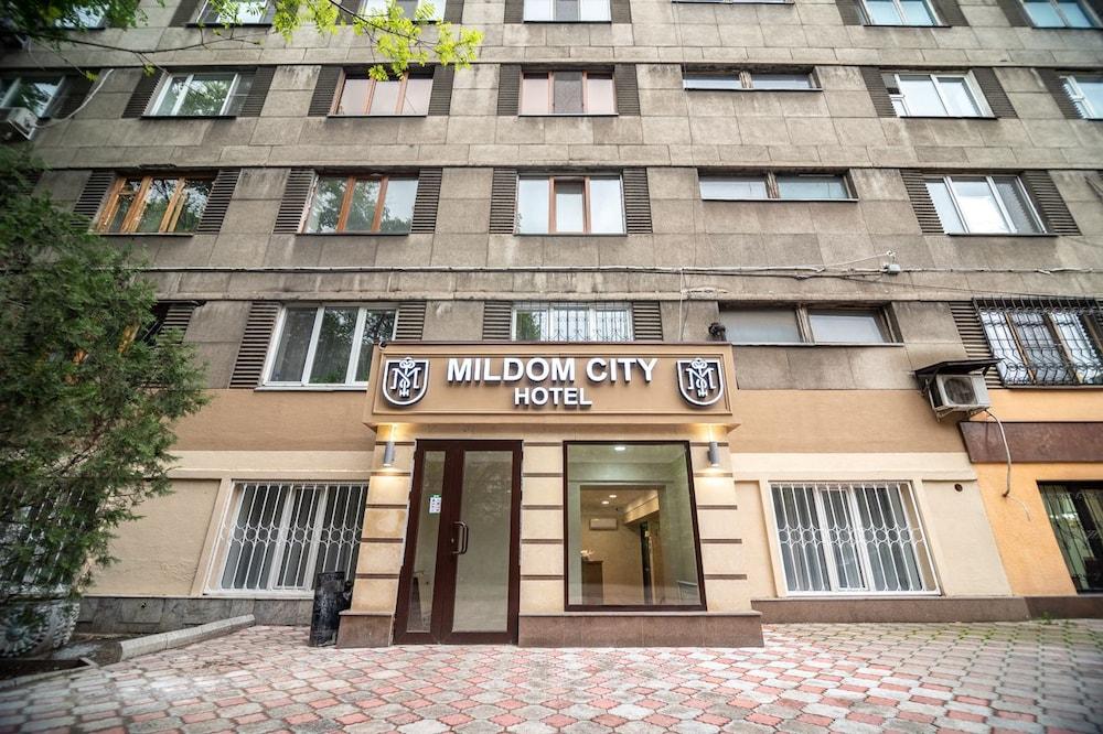 Mildom City Hotel