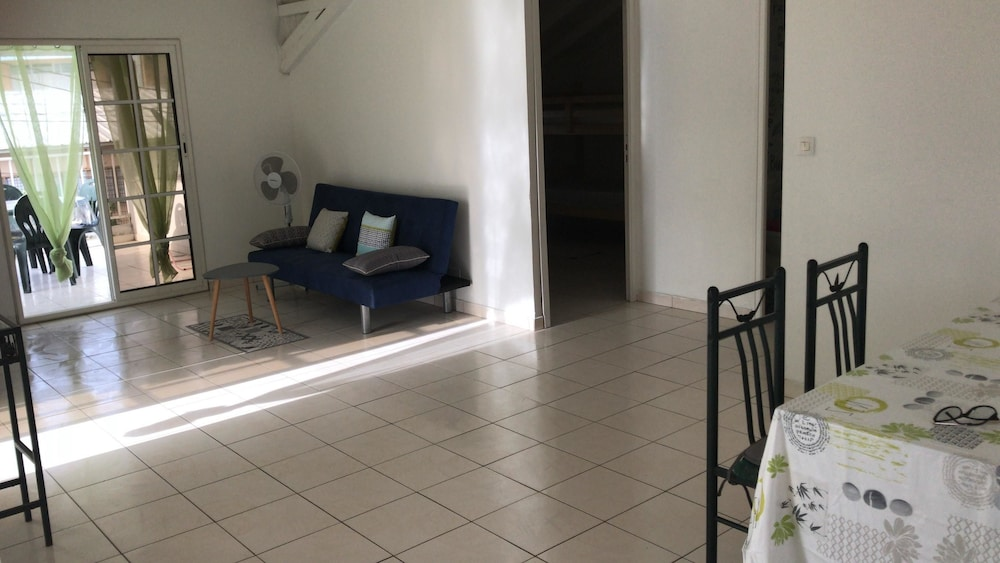 Property With 2 Bedrooms in Les Abymes, With Wonderful City View and F
