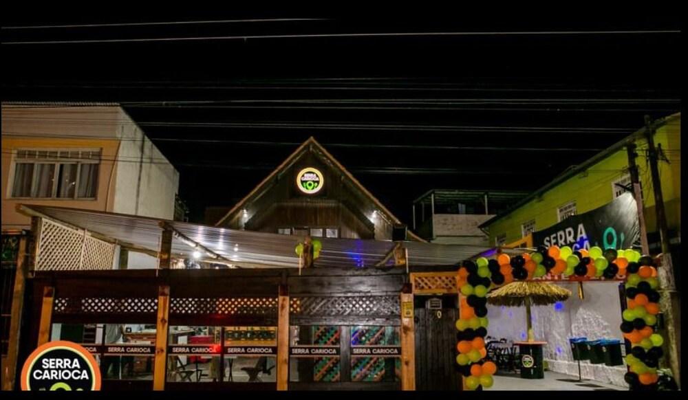 Hostel e Restaurante Serra Carioca