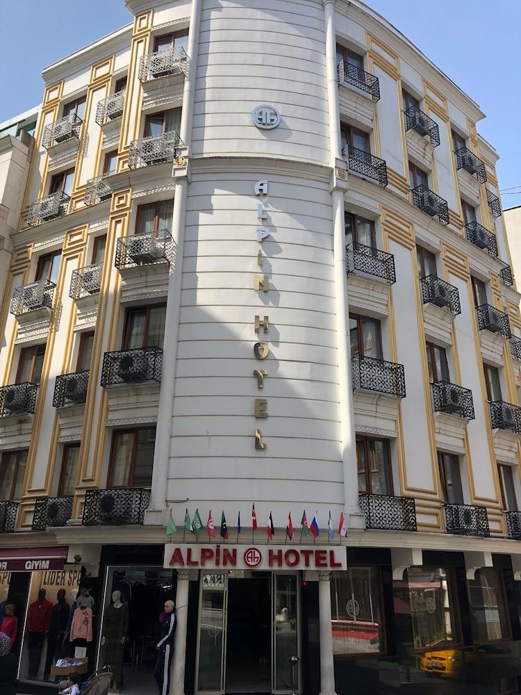 Hotel Alpin Laleli