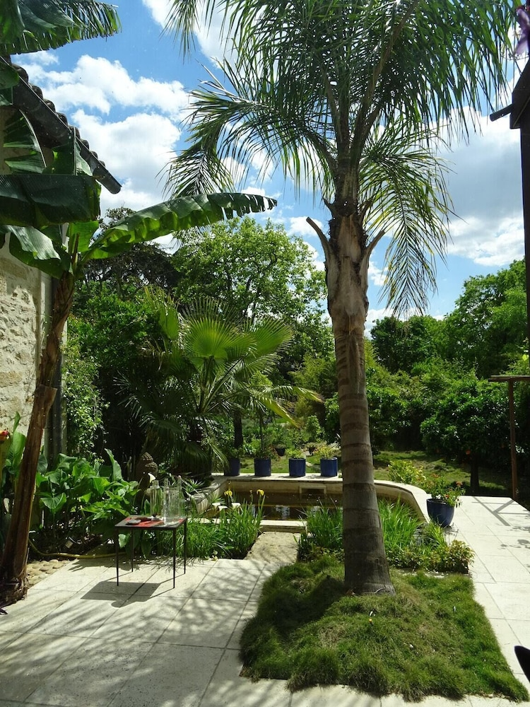 House With 2 Bedrooms in Lavérune, With Private Pool, Enclosed Garden