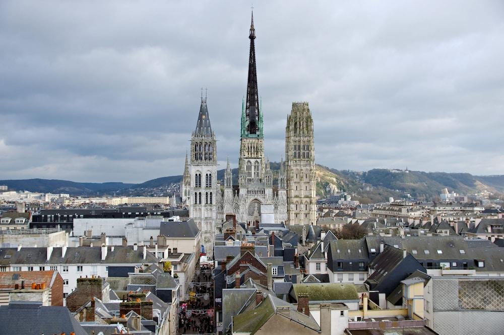 Appart Rouen Centre - Rue des Bons Enfants