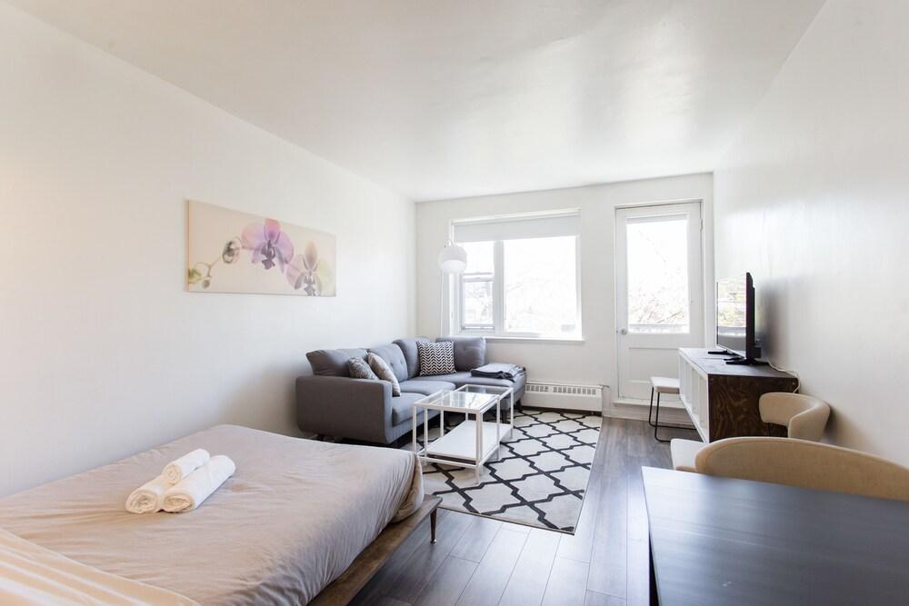 The Milton Apartments