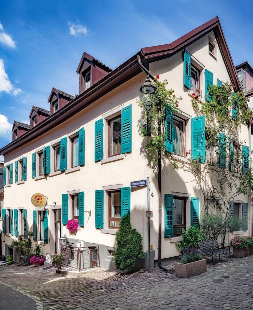 Boutique Hotel Rose Baden-Baden