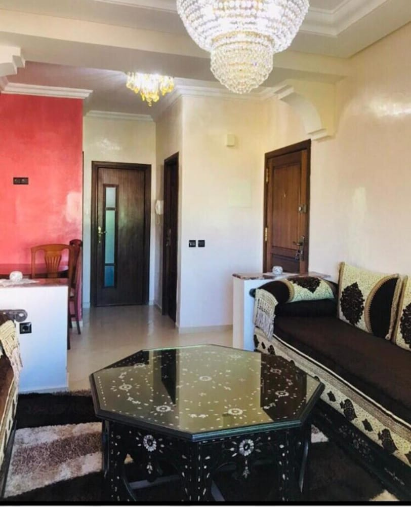 Apartment With 3 Bedrooms in Tanger, With Pool Access, Furnished Garde