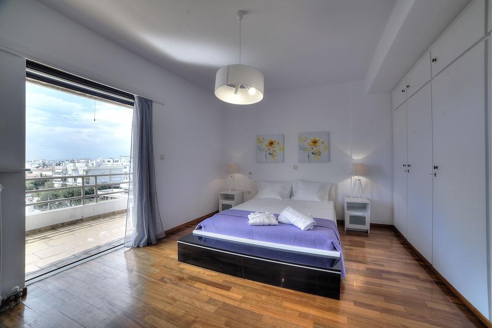 Athens Glyfada Riviera Apartment