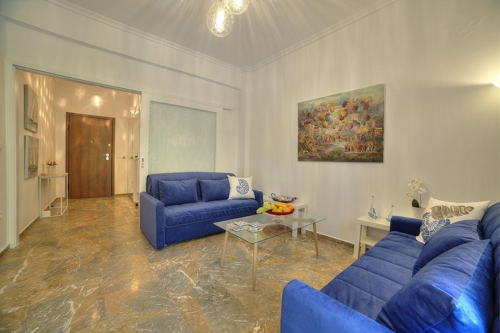 Unique Apartment in Glyfada Center