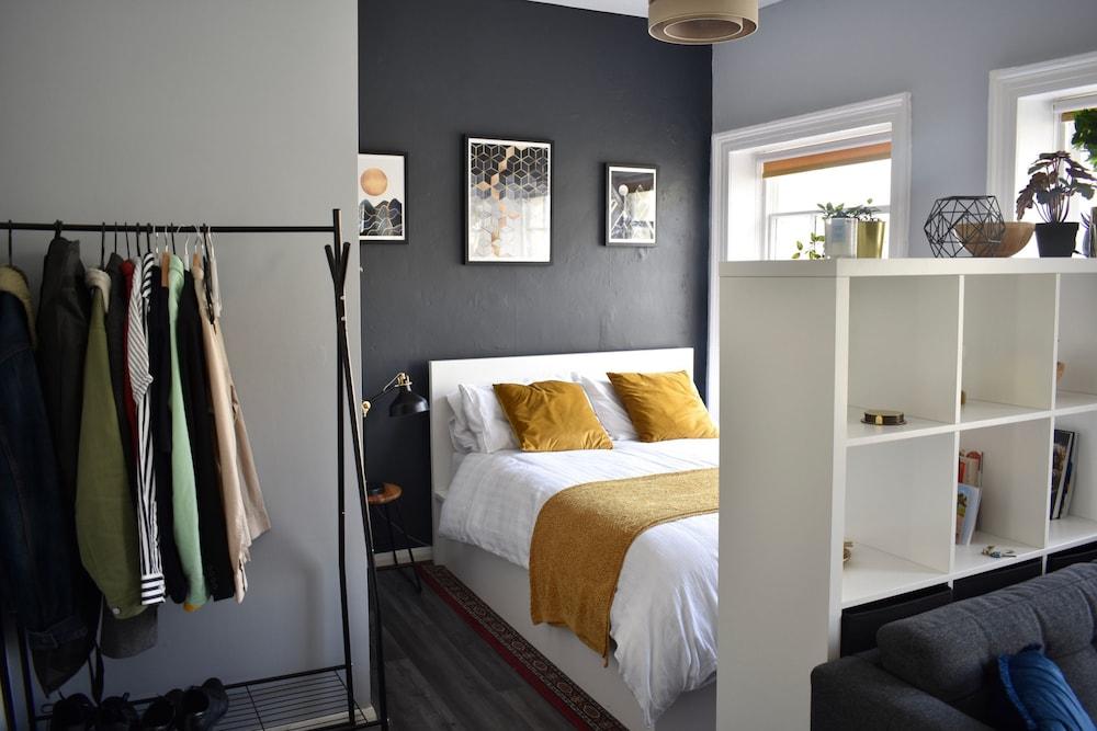 Scandinavian Style Brighton Studio