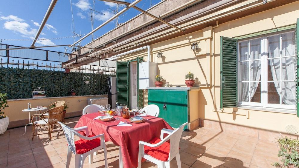 Rental In Rome Sistina View Terrace Apartment