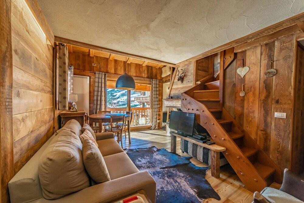 Luxury Apartment in Megeve