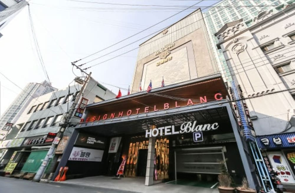 Design Hotel Blanc