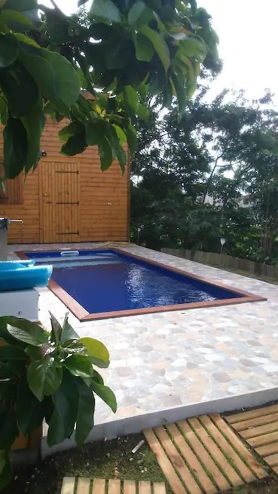 Villa With 3 Bedrooms in Sainte-anne, With Private Pool, Enclosed Gard