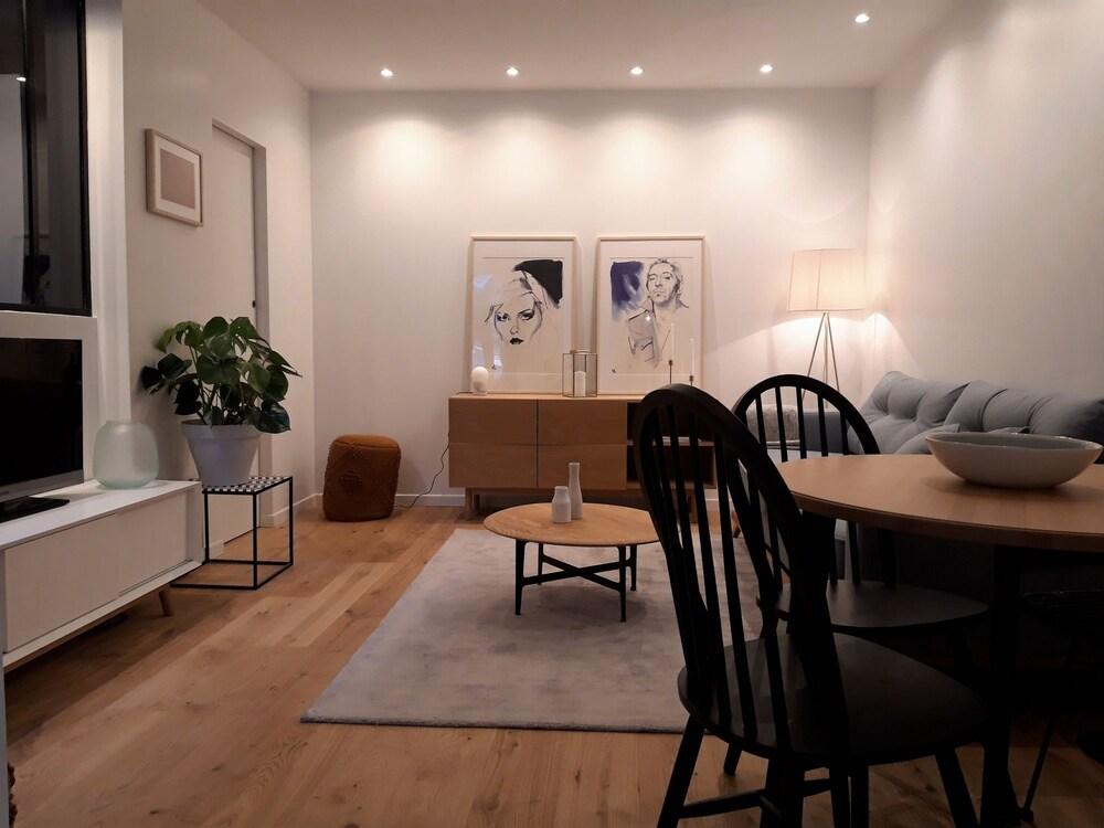 Appart Hotel Lille - Passie