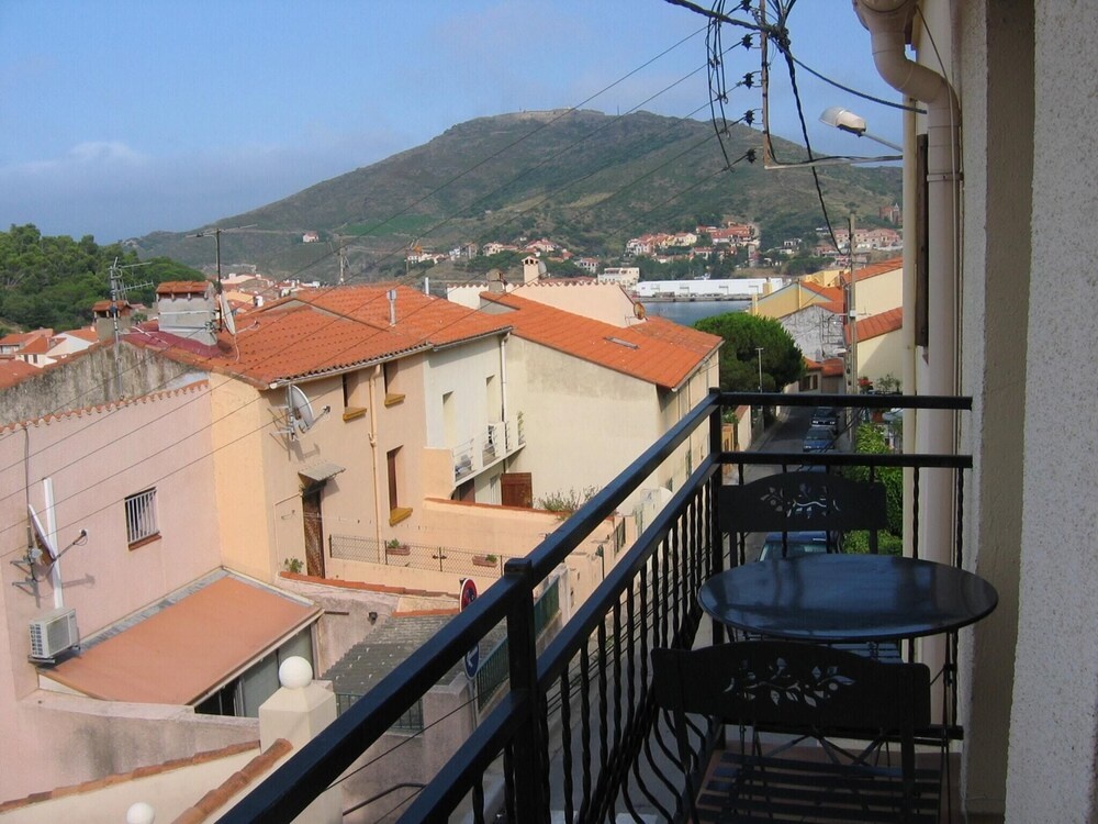 Apartment With 2 Bedrooms in Port-vendres, With Wonderful sea View, Fu