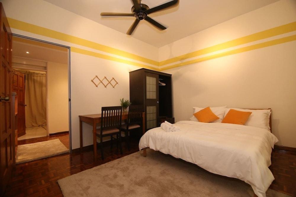 Lovely 4 Bedroom Apt w/ KL City Views!