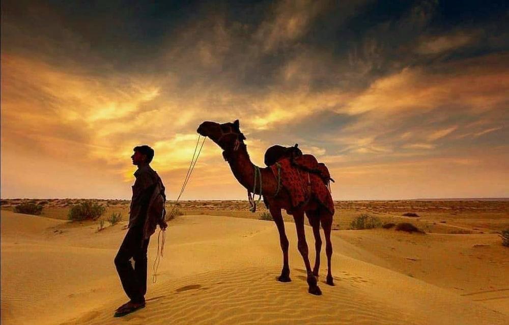 Aspirants Trishul Desert Resort