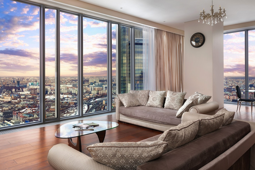 Moscow City 74 Floor