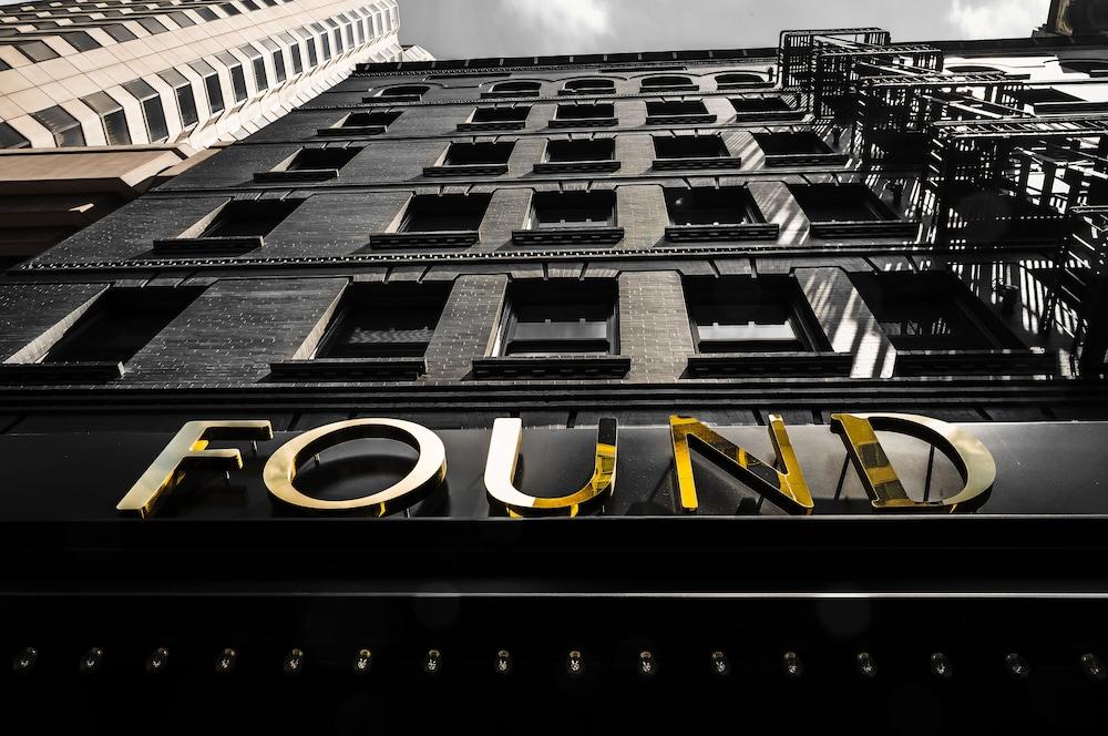 FOUND Hotel San Francisco