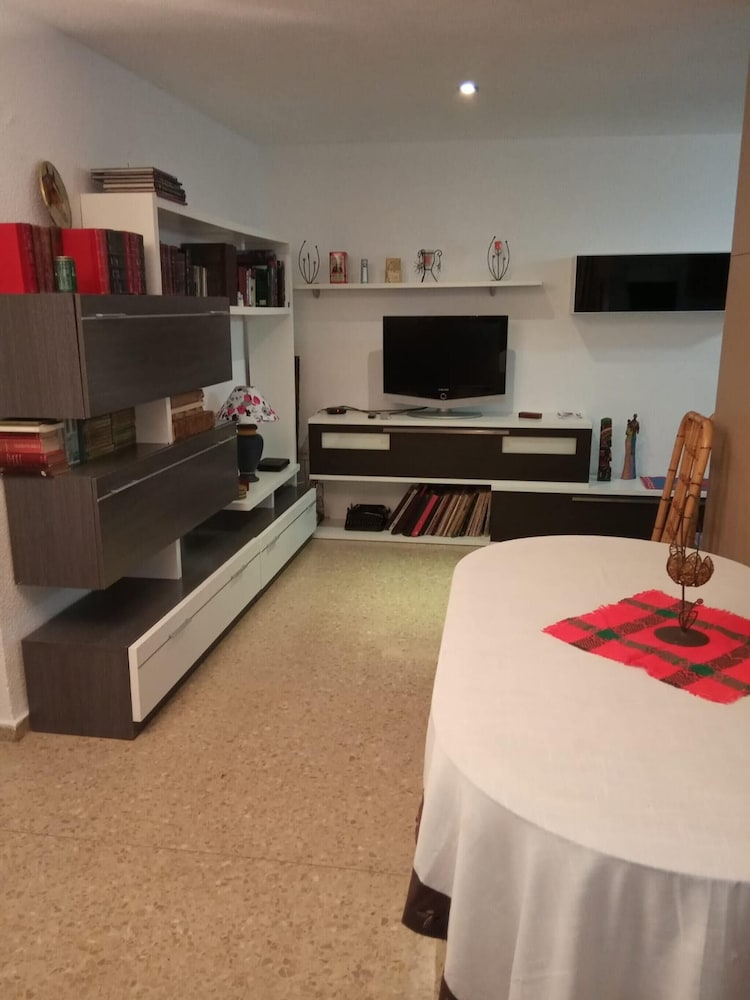 Apartment With 3 Bedrooms in Granada, With Wonderful City View, Furnis