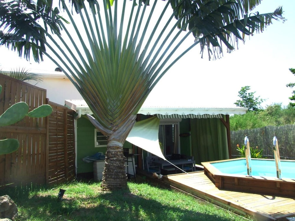 Villa With one Bedroom in Sainte-luce, With Private Pool, Enclosed Gar