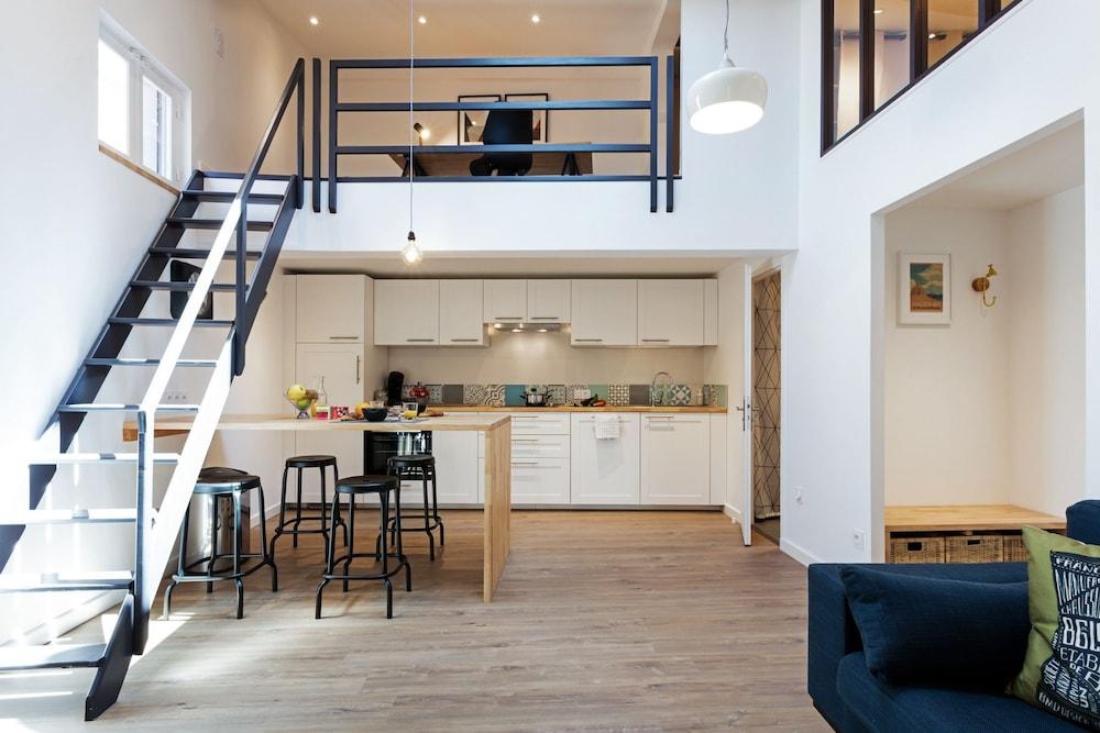 Duplex st anne - Première conciergerie