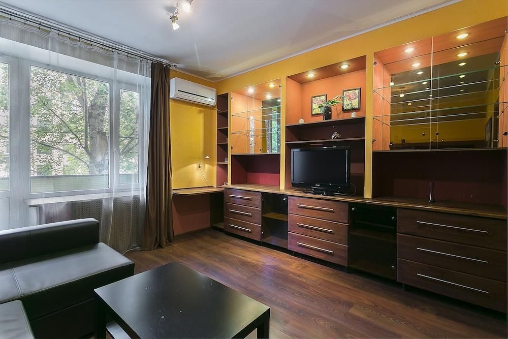 Apartment on Krasnaya Presnya 9