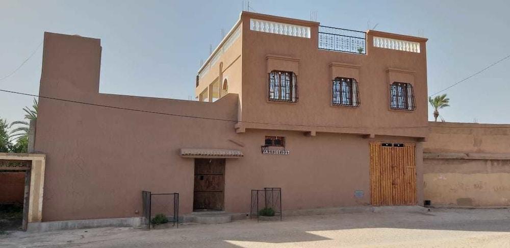 Maison d'hôte Oasis de Tioute