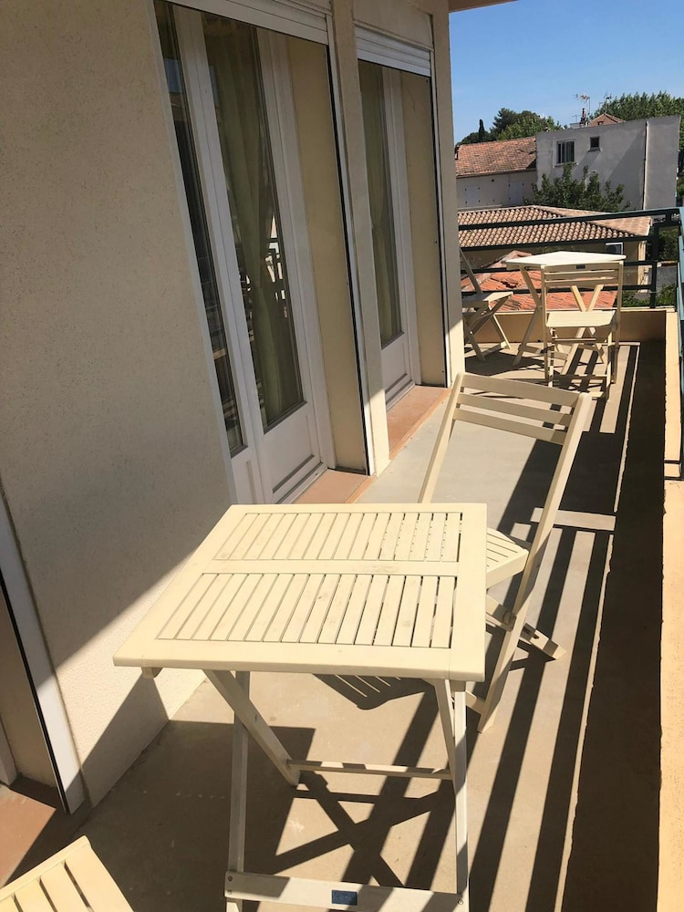 Apartment With one Bedroom in Le Grau-du-roi, With Wonderful City View