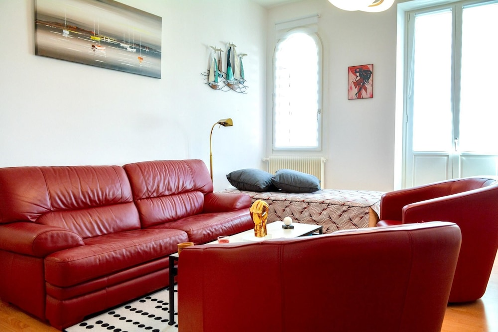 Apartment With one Bedroom in Biarritz - 1 km From the Beach