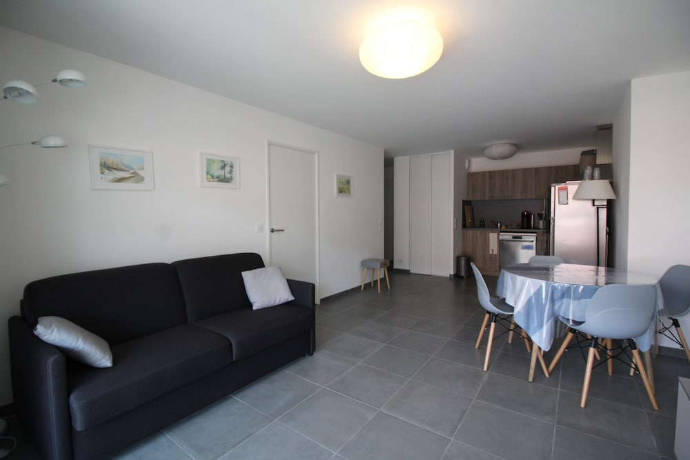 Nice Booking - Libération - Terrasse - Garage