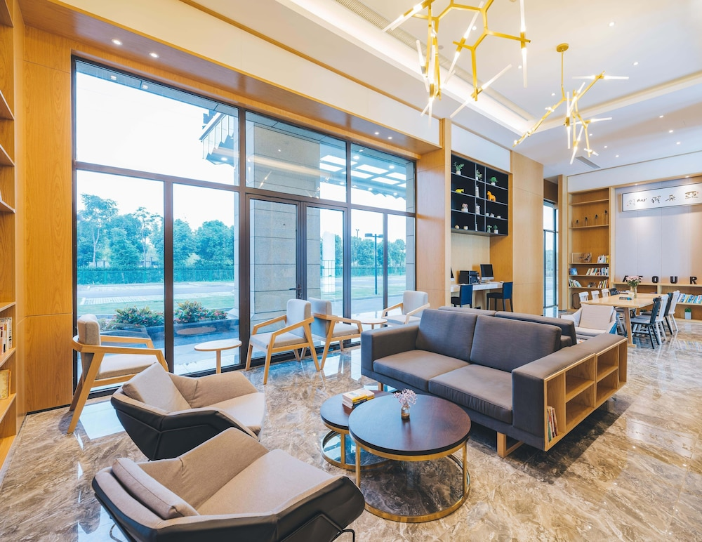 Atour Hotel Henglong Square Wuxi