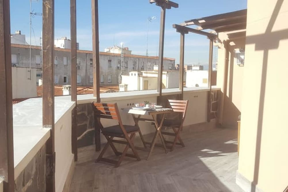 Apartment With 2 Bedrooms in Madrid, With Wonderful City View, Furnish