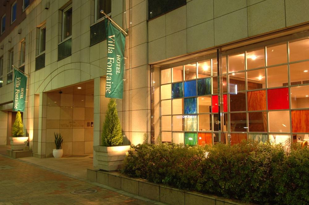 Hotel Villa Fontaine Tokyo-Kayabacho