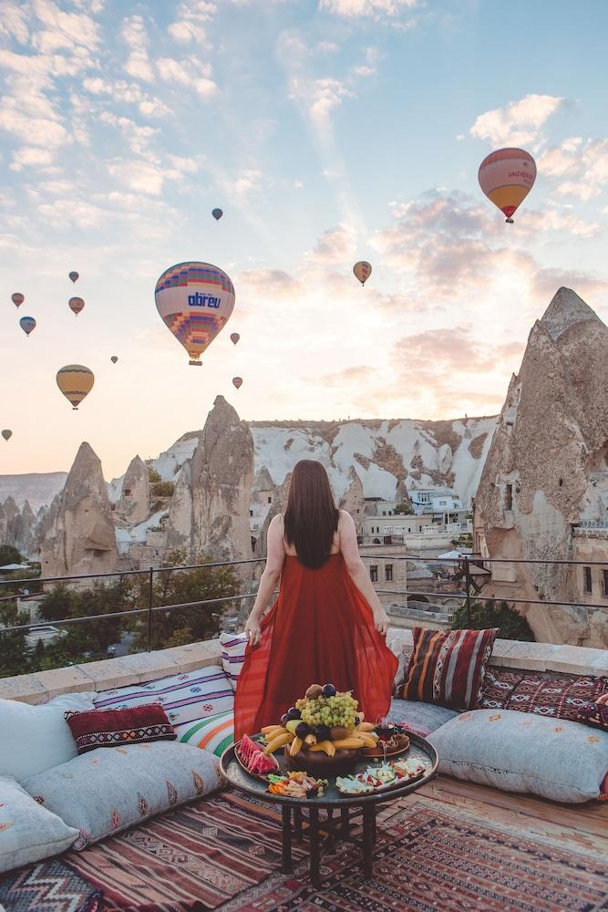 Cappadocia Cave Suites Boutique Hotel - Special Class