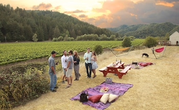 West Sonoma Inn & spa in Guerneville, California