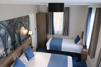 tarifs reservation hotels Hotel le Mouton Blanc