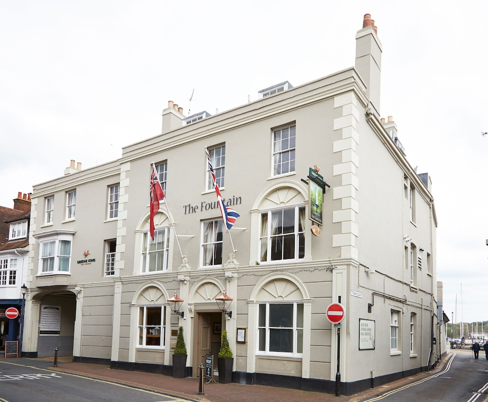 Fountain Hotel Isle of Wight by Greene King Inns