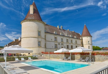tarifs reservation hotels Hotel Golf Chateau de Chailly
