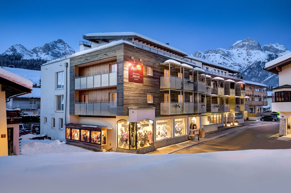 AlpenParks Hotel Maria Alm