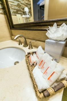 Ramada Plaza Newark Liberty International Airport - Bathroom Amenities  - #0