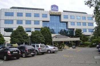 ベストウェスタン プレミア アクラ エアポート ホテル